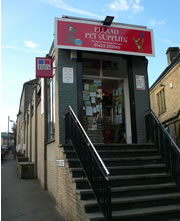 outside elland pet supplies